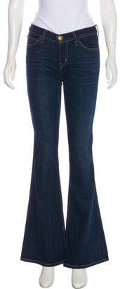 Current/Elliott The Low Bell Low-Rise Jeans
