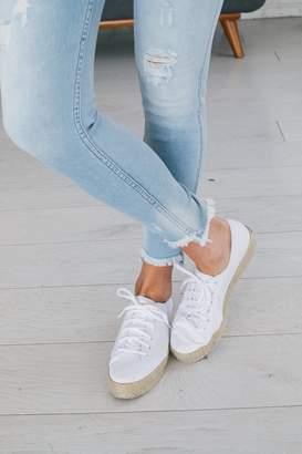 Keds Triple Kick Jute Sneakers