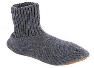 Muk Luks Slipper Sox Men's Ragg Wool