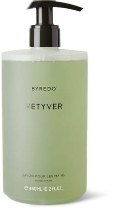 Byredo Vetyver Hand Wash, 450ml