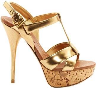 Miu Miu Leather high heel