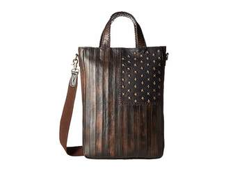 Scully Leather Patriotic Rockin Tote