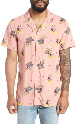 The Rail Camp Collar Shirt