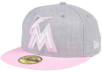 New Era Miami Marlins Perfect Pastel 59FIFTY Cap