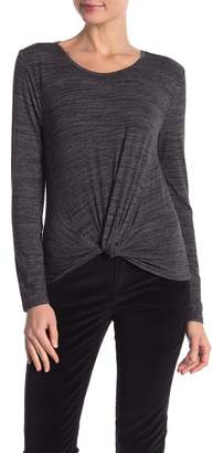 Joe Fresh Knotted Long Sleeve Shirt