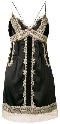 Ermanno Scervino like mini dress