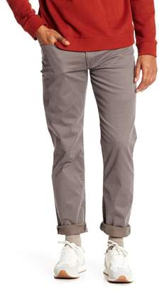 """Lucky Brand 121 Heritage Slim Fit Pants - 30-34\"""" Inseam"""