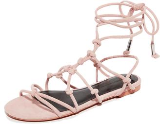 Rebecca Minkoff Elyssa Sandals $125 thestylecure.com