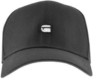 4f626f7382c at Mainline Menswear · G Star Raw Originals Cap Black