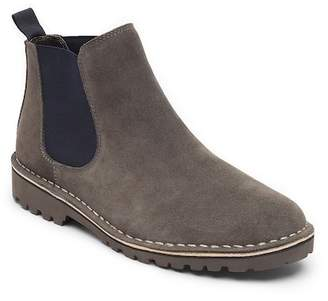 Kenneth Cole Reaction Abie Suede Chelsea Boot