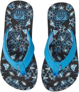 Reef Ahi Glow in the Dark Flip Flop