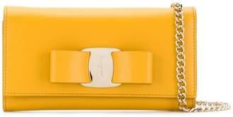 Salvatore Ferragamo small clutch bag