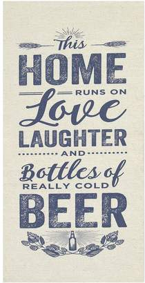 Stratton Home Decor ''Home Love and Beer'' Wall Art