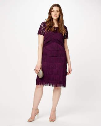 Phase Eight Kylie Fringe Dress