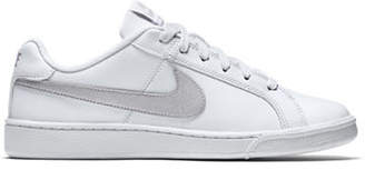 Nike Womens Leather Low-Top Sneakers