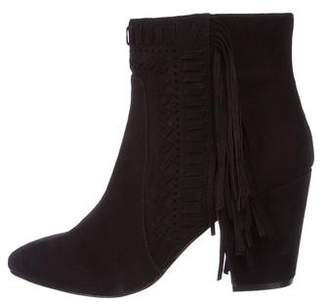 Rebecca Minkoff Ilan Suede Ankle Boots