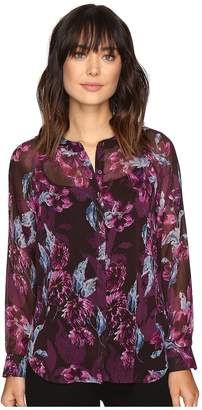KUT from the Kloth Zuri Top Women's Blouse