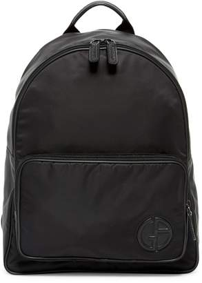 Giorgio Armani Nylon Backpack