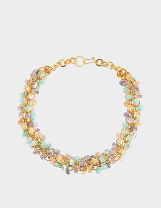 Aris Geldis Choker (multicolour without coral)