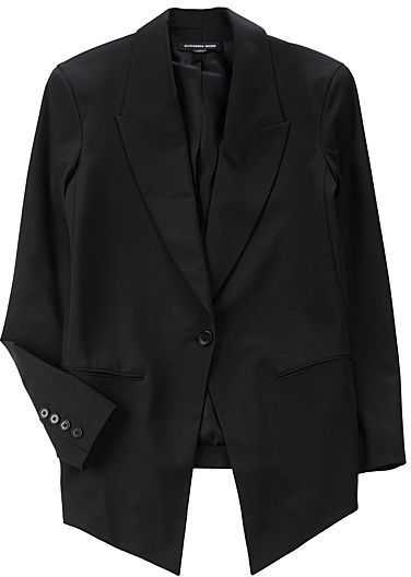 Alexander Wang Tropical Oversized Blazer