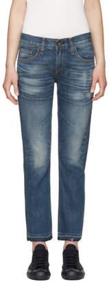 Rag & Bone Blue X Boyfriend Jeans