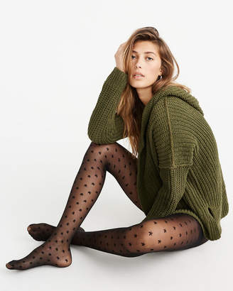 Abercrombie & Fitch Black Star Tights