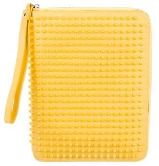 Christian Louboutin Cris Spike iPad Case