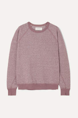 The Great The College Jersey Sweatshirt - Pink