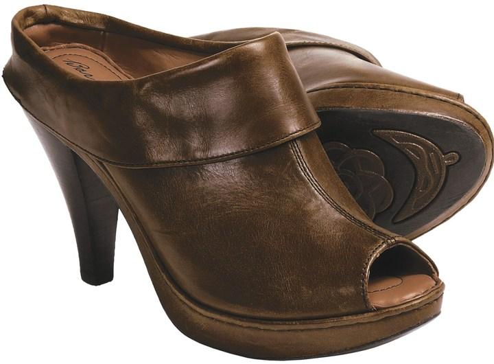 Børn Petrina Leather Slides (For Women)