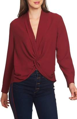 1 STATE 1.STATE Twist Front Blouse