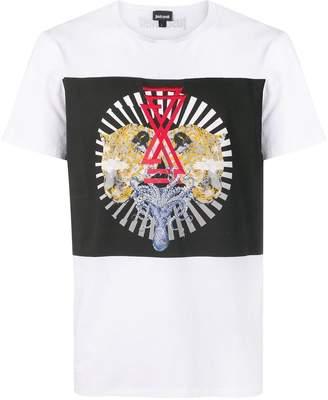 Just Cavalli leopard T-shirt