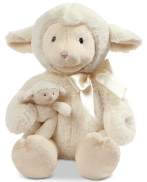 Gund Baby Boys or Girls Nursery Time Plush Lamb