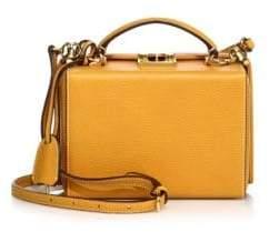 Mark Cross Grace Small Leather Box Crossbody Bag