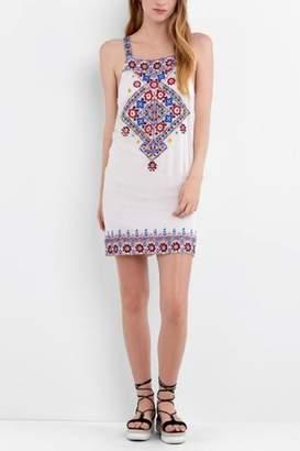 Nicole Miller Portofino Beaded Dress