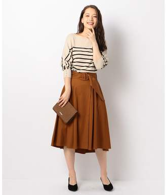 anyFAM (エニィファム) - any FAM メモリーピーチ フィッシュテール スカート