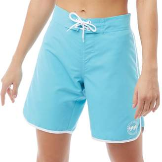 f7707514dc Board Angels Womens Board Shorts Aqua