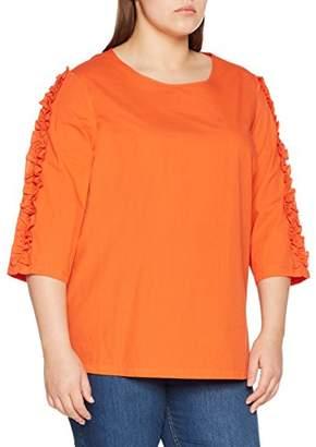 Junarose Women's Jroya 3/4 Sl K Blouse,(Manufacturer Size: 50)