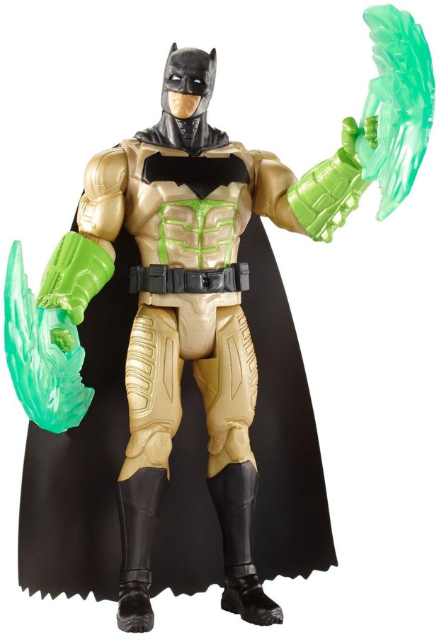 "Batman v Superman: Dawn of Justice Gauntlet Assault 6"" Action Figure"