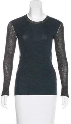 Celine Bicolor Wool Sweater