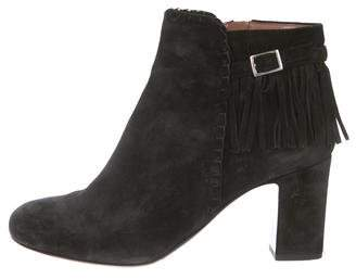 Tabitha Simmons Surrey Fringe Ankle Boots