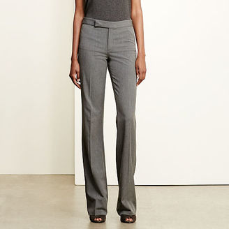 Ralph Lauren Stretch Twill Flared Pant $115 thestylecure.com