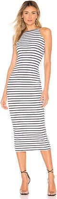superdown Charity Stripe Dress