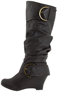 unionbay u wedge boot sold out thestylecure