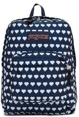 JanSport Superbreak Hearts Backpack