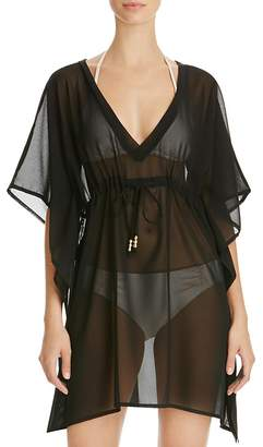 Echo Solid Silky Butterfly Cover-Up