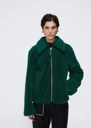 Cédric Charlier Shearling Coat