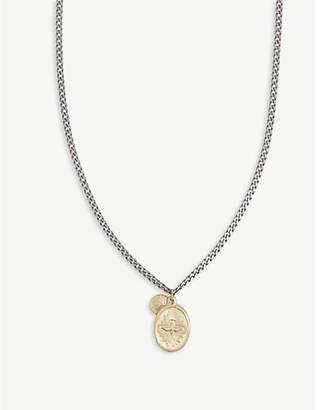 Miansai Dove gold vermeil necklace
