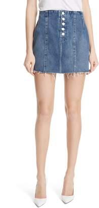 GRLFRND Denim Skirt