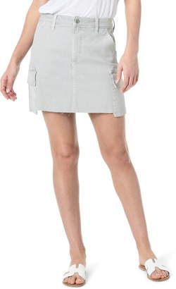 Joe's Jeans Army High Waist Cargo Skirt