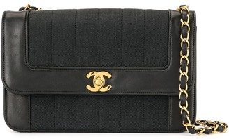 Chanel Pre-Owned Mademoiselle chain shoulder bag